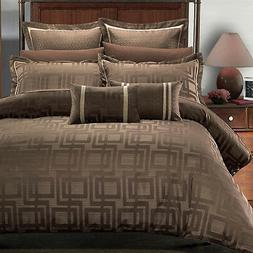 13PC Janet Bed in a Bag A Complete Cotton Blend Comforter Se