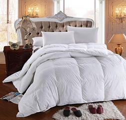 Royal Hotel's 300 Thread Count Queen Size Goose Down Alterna