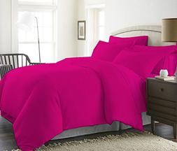 Bed Alter 3 Piece Duvet Cover Set 400 Thread Count Luxurious