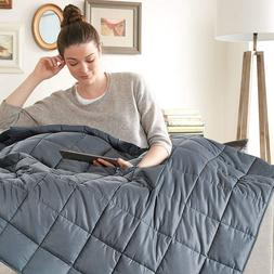 6.8kg/9kg Weighted Blanket Adult Full <font><b>Queen</b></fo