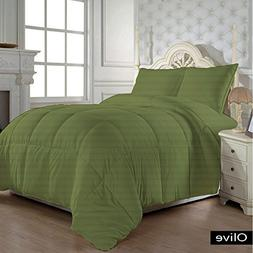 Royal Home Collection 650 Thread Count 1pc Comforter  Olympi