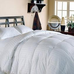 Luxlen Grand Full / Queen White Goose Down Comforter - 500 T