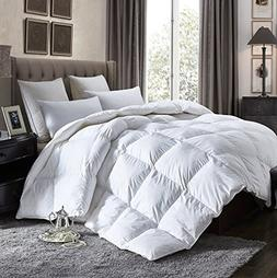 Luxurious Queen Size Lightweight GOOSE DOWN Comforter Duvet