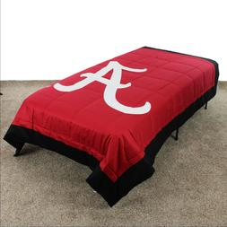 Alabama Crimson Tide Comforter Only - Twin, Full, Queen or K