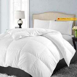 Easeland All Season Queen Soft Quilted Summer Cooling Down A