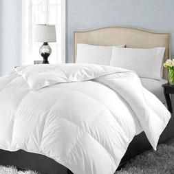 Easeland All Season Twin Size Soft Quilted Down Alternative