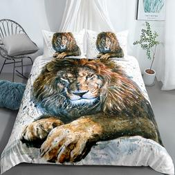 Animals Lion King Twin <font><b>Full</b></font> <font><b>Que