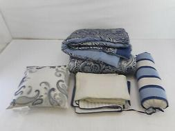 Madison Park Aubrey Queen Size Bed Comforter Set Bed In A Ba