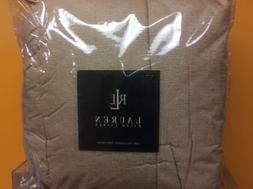 BRAND NEW RALPH LAUREN FULL/QUEEN COMFORTER COLOR TAN