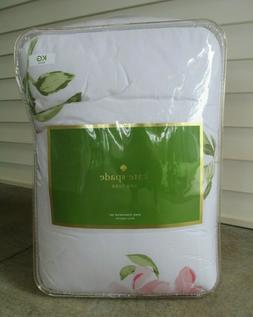KATE SPADE Breezy Magnolia KING Comforter Set NEW