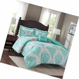 Comfort Spaces - Coco Goose Down Alternative Comforter Set -