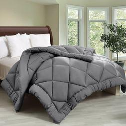 Comforter by Utopia Bedding All Season Quilted Duvet Super S