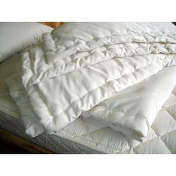 Comforter Organics Wool Perfect Comfort Hand Quilted Cotton