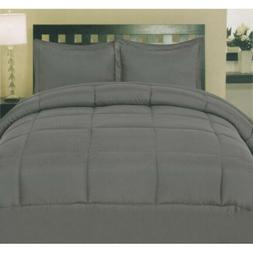 Sweet Home Collection White Down Alternative Comforter Queen