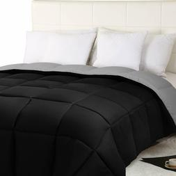 All Season Soft Premium Down Alternative Reversible Comforte