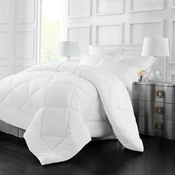 Italian Luxury Goose Down Alternative Comforter - All Season