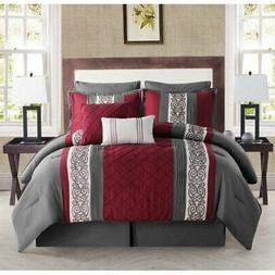 Farion 8 Piece Comforter Set by VCNY
