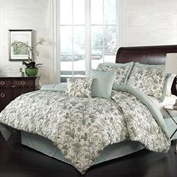 Traditions by Waverly Felicite 6 Piece Comforter Collection