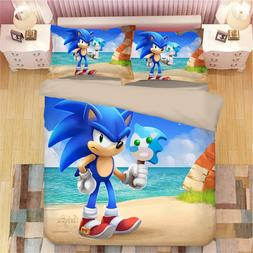 <font><b>Sonic</b></font> The Hedgehog Bedding <font><b>Set<