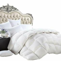 Goose Down Comforter Comfortable Cotton For Home Bedding Bed