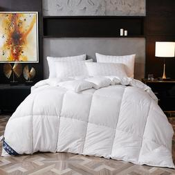 High grade White Goose/Duck Down <font><b>Comforter</b></fon