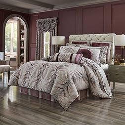 J. Queen New York Gianna Comforter Set, Cal California King