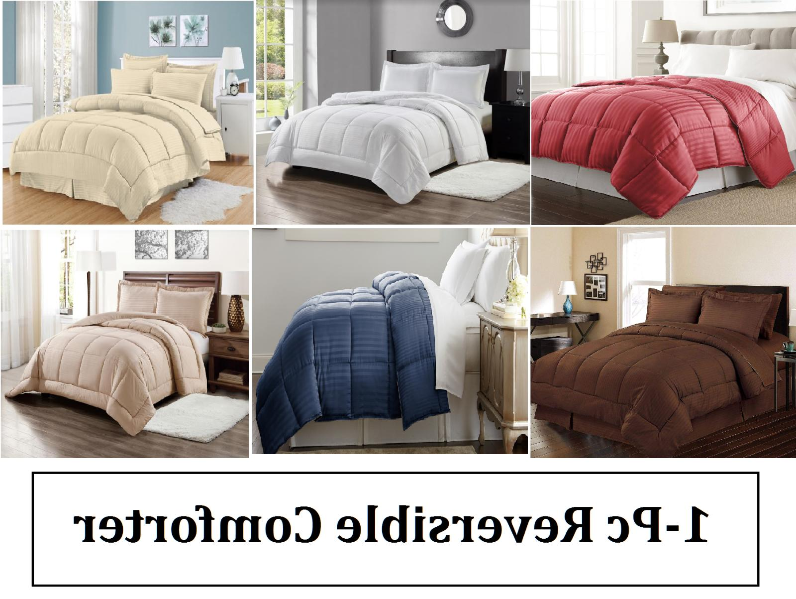 Home Comforter Queen & King Colors