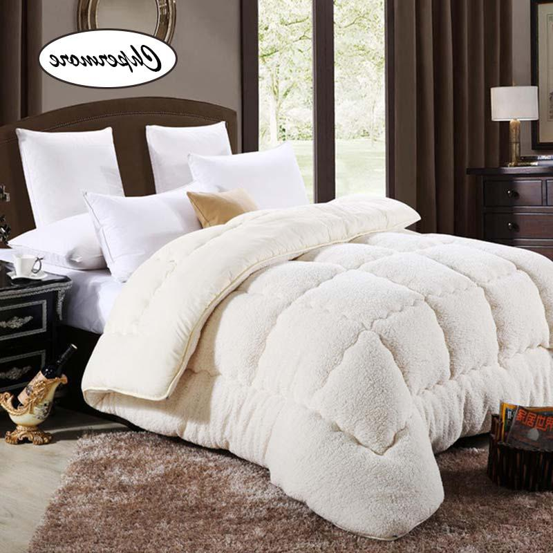 Chpermore Quilt Thick warm <font><b>Full</b></font> King Size
