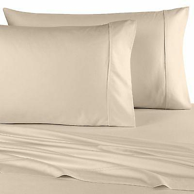 1000 Cotton Bed 1000 TC KING Ivory