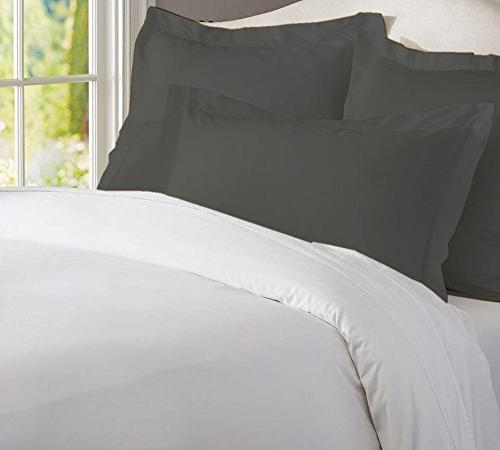 Bed 1000 Thread Count Cover Set 3 & Egyptian Hypoallergenic