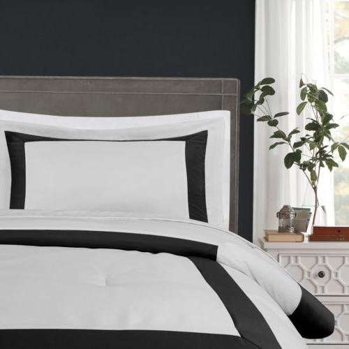 Chezmoi Collection 3-Piece style Comforter Set
