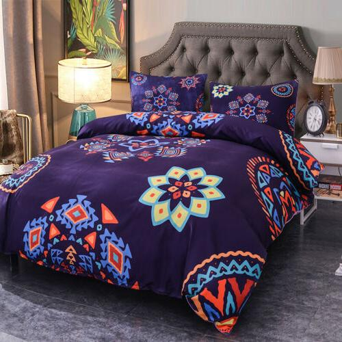 3D Cover Comforter Bedding Single