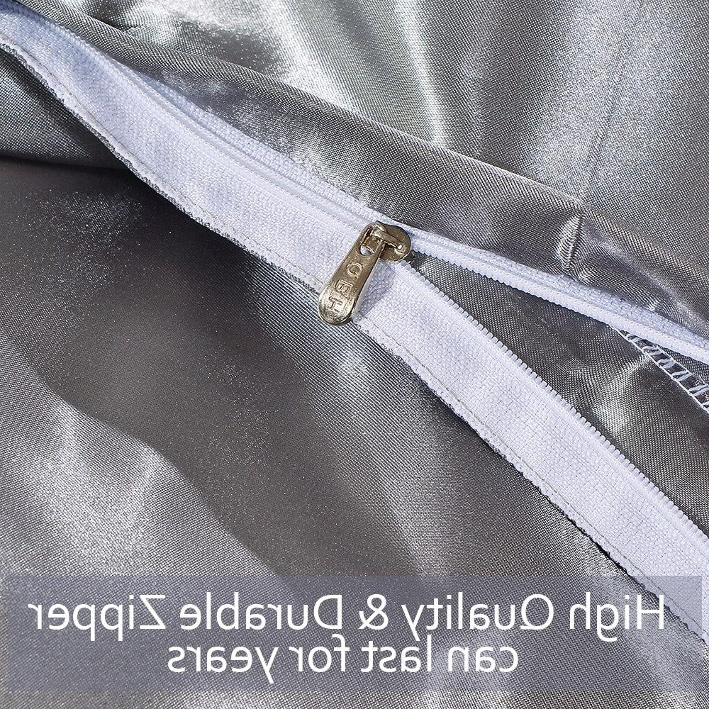 4pcs Silk Bedding Set Queen Size Quilt Cover Linens with and Bed <font><b>Sheet</b></font>
