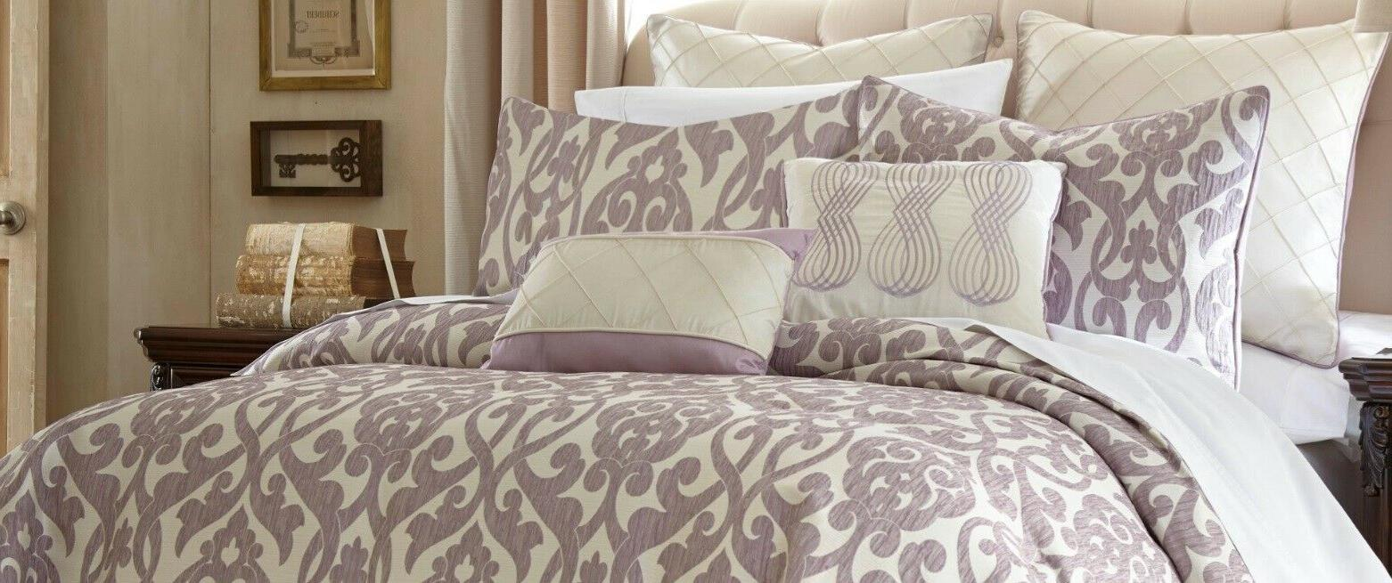 8 Piece Comforter Bedding Soft Over Sized Azlin Size Gift