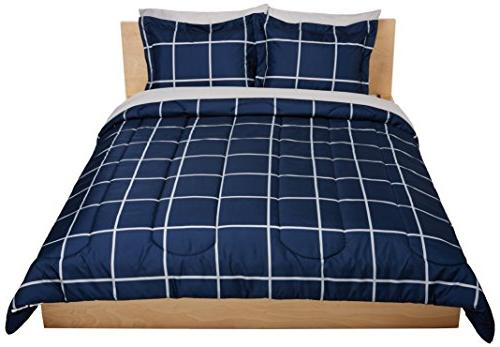 AmazonBasics Bed-In-A-Bag - Full/Queen,