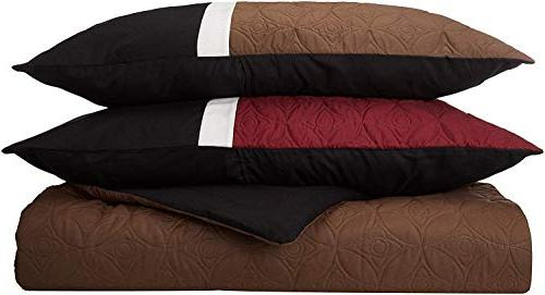 Chezmoi 7 Quilted Queen,