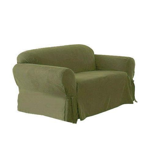 Green Living Group Chezmoi Collection Soft Micro Suede Solid