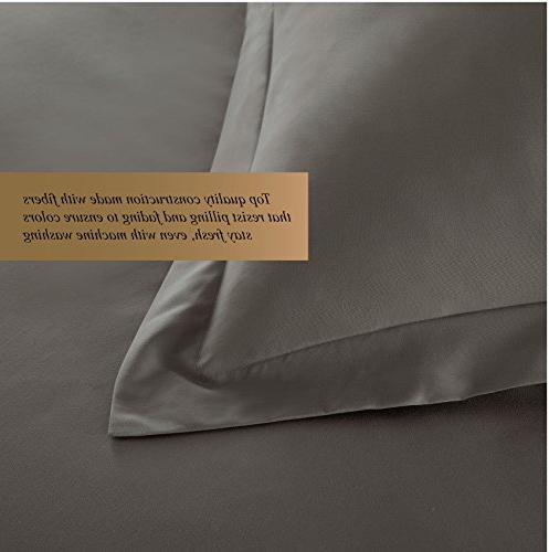 HC - Thread Count Egyptian Duvet Set Queen Soft,