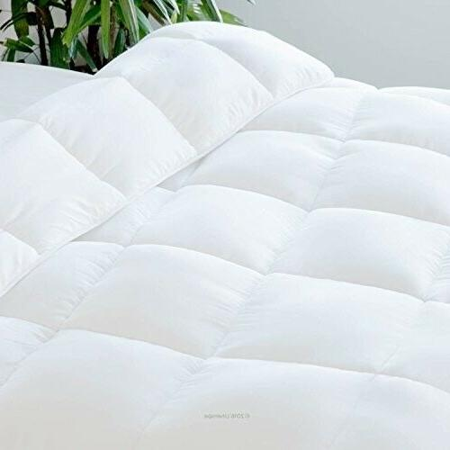 Linenspa All-Season Quilted Comforter Hypoallergenic