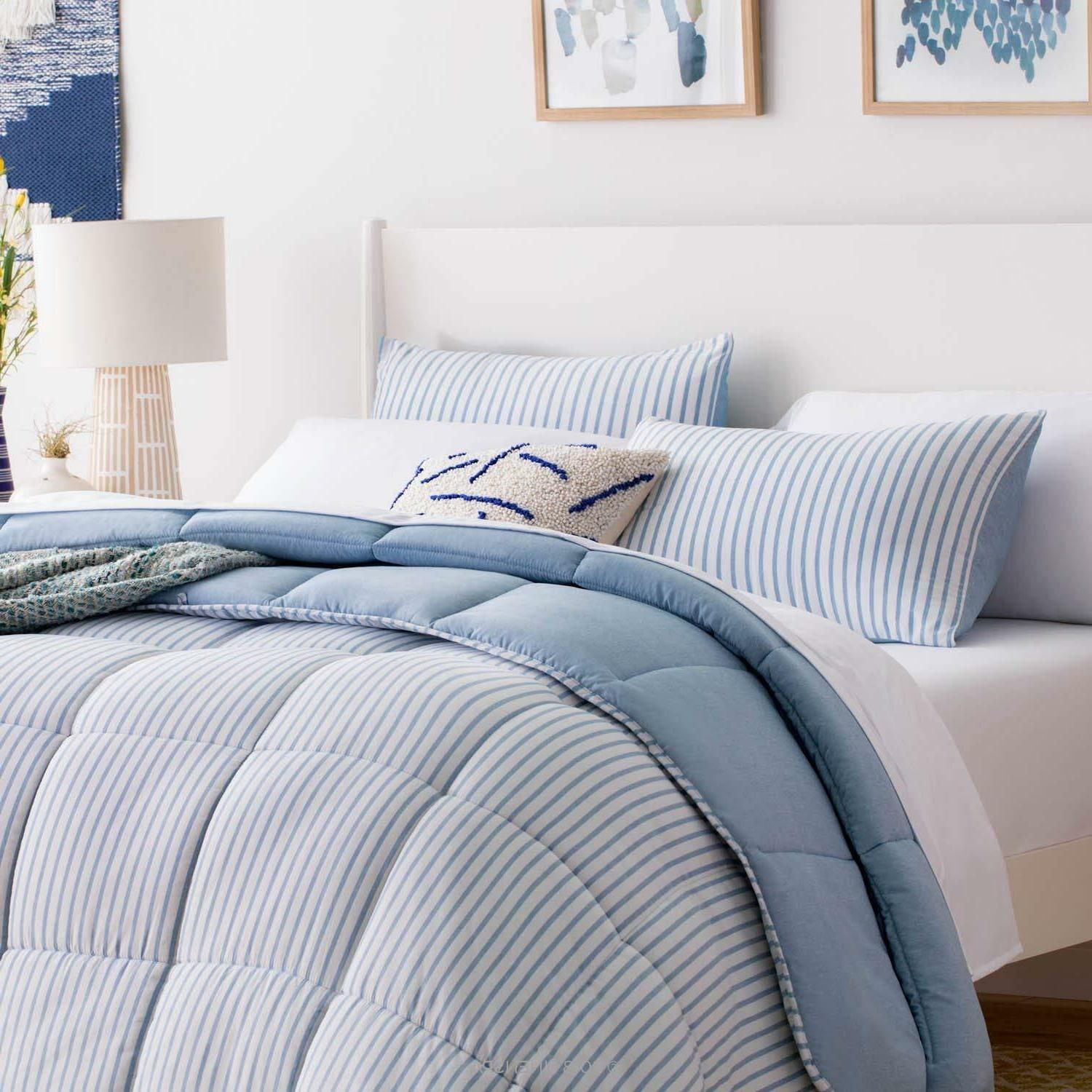 All-Season Reversible Alternative Comforter