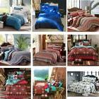 Bedding Set Duvet Cover Set Comforter Covers Flat Sheet Quee