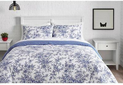 comforter and pillow set cotton polyester blend