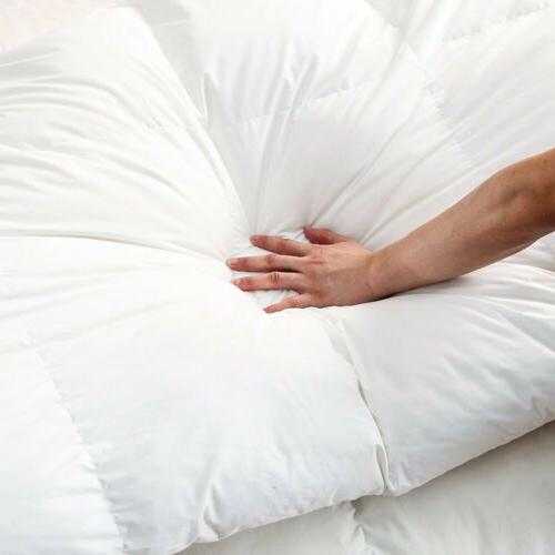 Comforter White All In USA