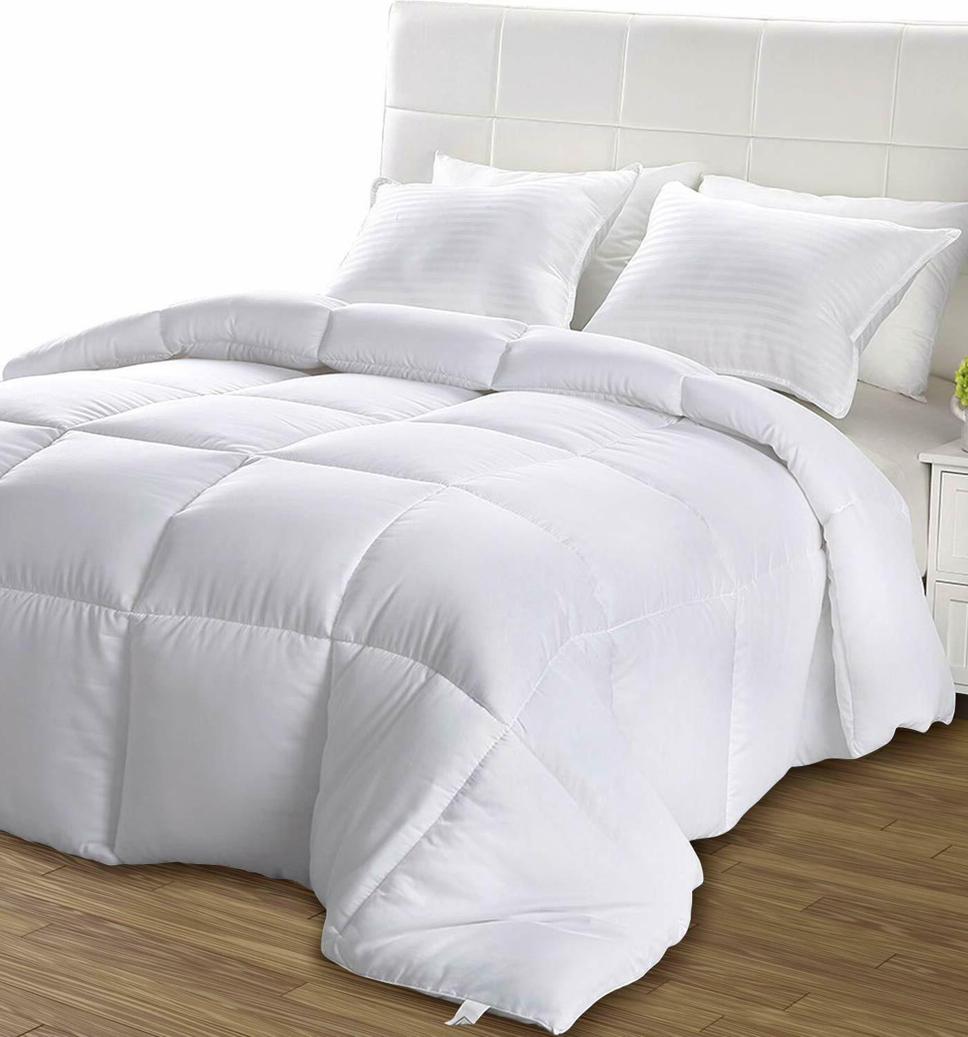 Utopia Bedding Goose Down Alternative Comforter Hypo Allerge