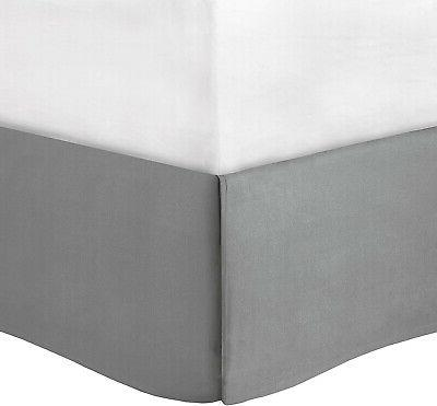 Comforter Full Bed In A Tufted Pattern Grey 5 Piece
