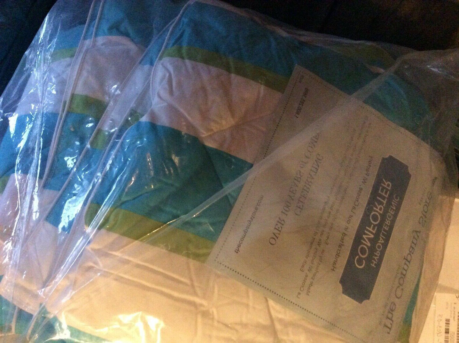 company store cotton comforter queen in awning
