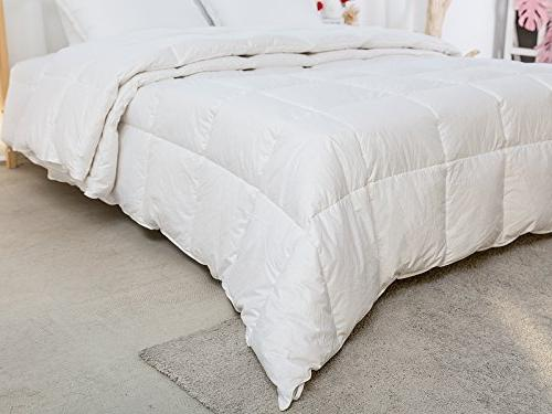 WhatsBedding Comforter Down And All or Stand-Alone