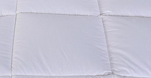WhatsBedding 100% Comforter White Down And Feather All Season Duvet or Comforter