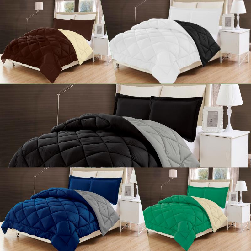 Down Cover Set Shams PLAIN