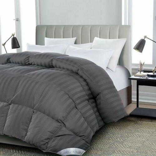 Down Alternative Blanket Reversible Soft All Season Comforte